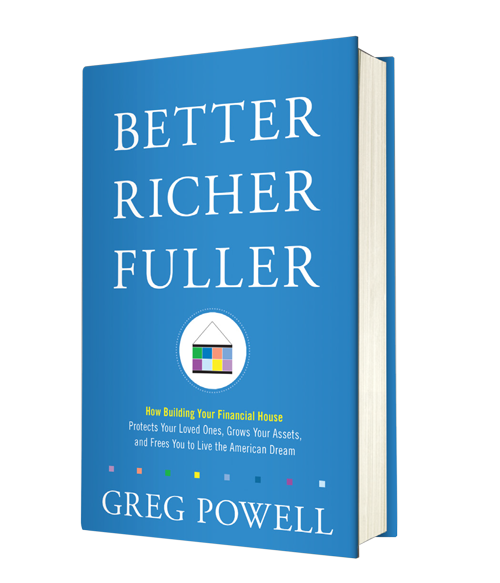 Better, Richer, Fuller Book